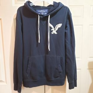 American Eagle hooded pullover drawstring